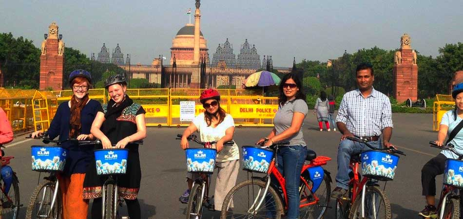 Explore Delhi Cycling