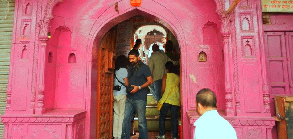 Delhi Heritage Walks