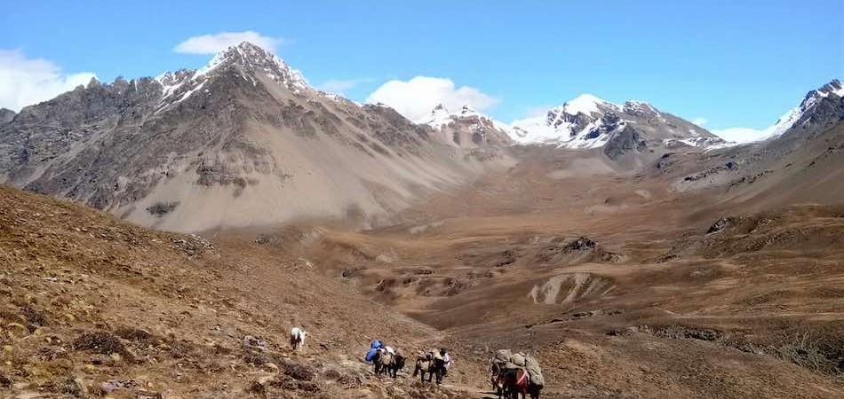 Bhutan_Jomolhari Trek_Rustik Travel