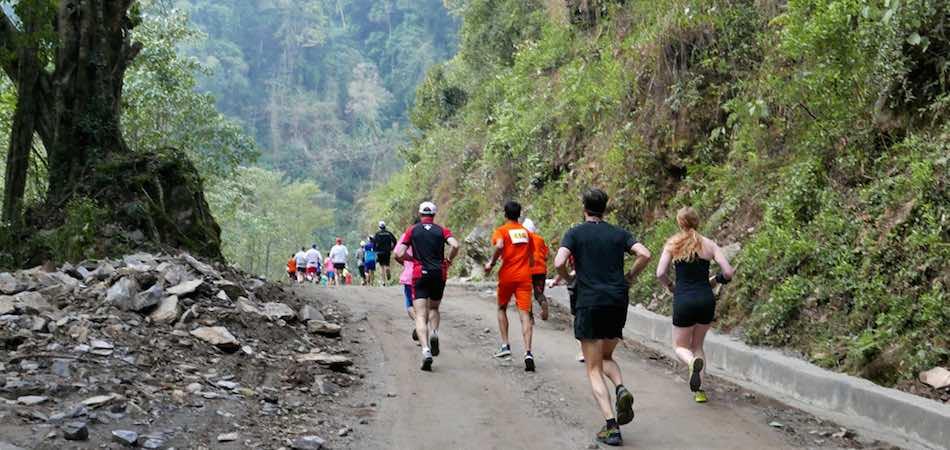 Bhutan International Marathon