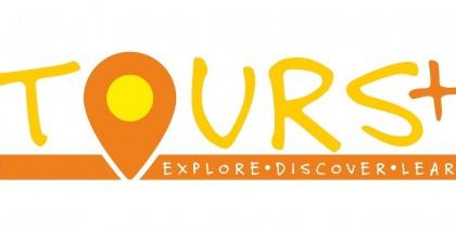 Tours+ Logo